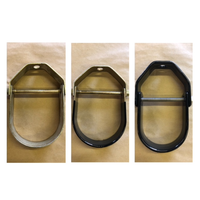 Clevis Hanger - Before & After