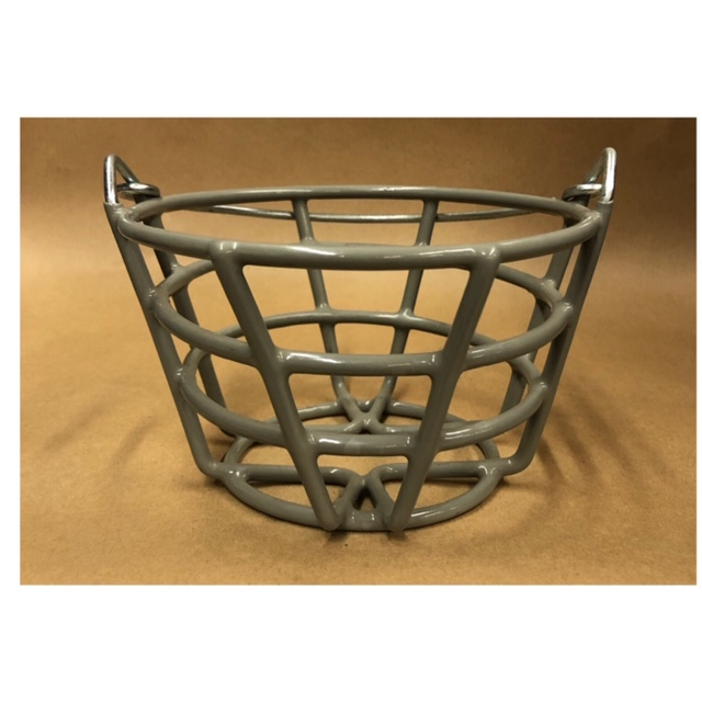 Golf Ball Basket with Grey Plastisol